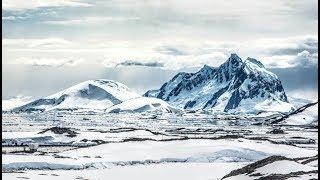 видео Всей массой на лед