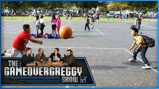 Elementary School Playground Games - The GameOverGreggy Show Ep. 82 (Pt. 3)