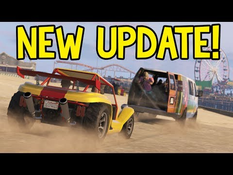 GTA 5 Online Update - STIMULUS PACKAGE, BEACH BUM DLC, CONTENT CREATOR and MORE!