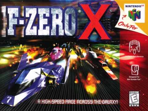 F-Zero-X - Port Town