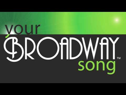 The most unique Birthday Gift- a custom Broadway Song!