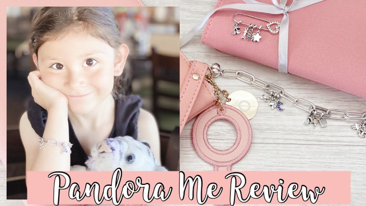 Pandora Me Review | Link Bracelet & Brooch | Pandora Me X Millie Bobby Brown
