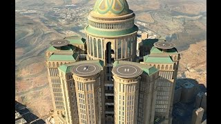 Abraj Kudai hotel the world,s biggest hotel in the holy city of MAKKAH n Saudi Arabia