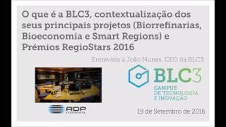 """RDP Internacional   Programa """"Empresas"""" - Entrevista a João Nunes"""