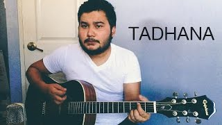 Up Dharma Down - Tadhana (Acoustic Cover by Mac Murillo)