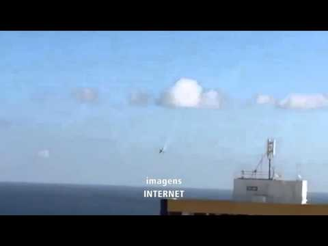 Na Bahia, piloto de avião de acrobacias morre em acidente durante apresentação