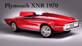 Top 30 Concept Cars never produced.