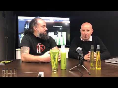 Parrucchierando live con Rhassoul Oil