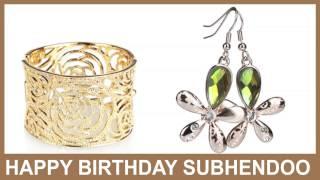 Subhendoo   Jewelry & Joyas - Happy Birthday