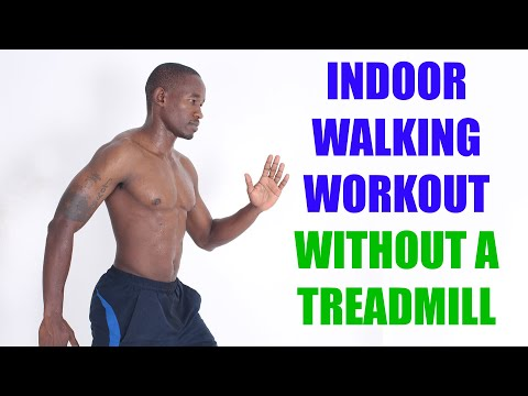 The Best Indoor Walking Workout without Treadmill (15 Minutes)