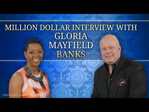 Million Dollar Interview with Gloria Mayfield Banks