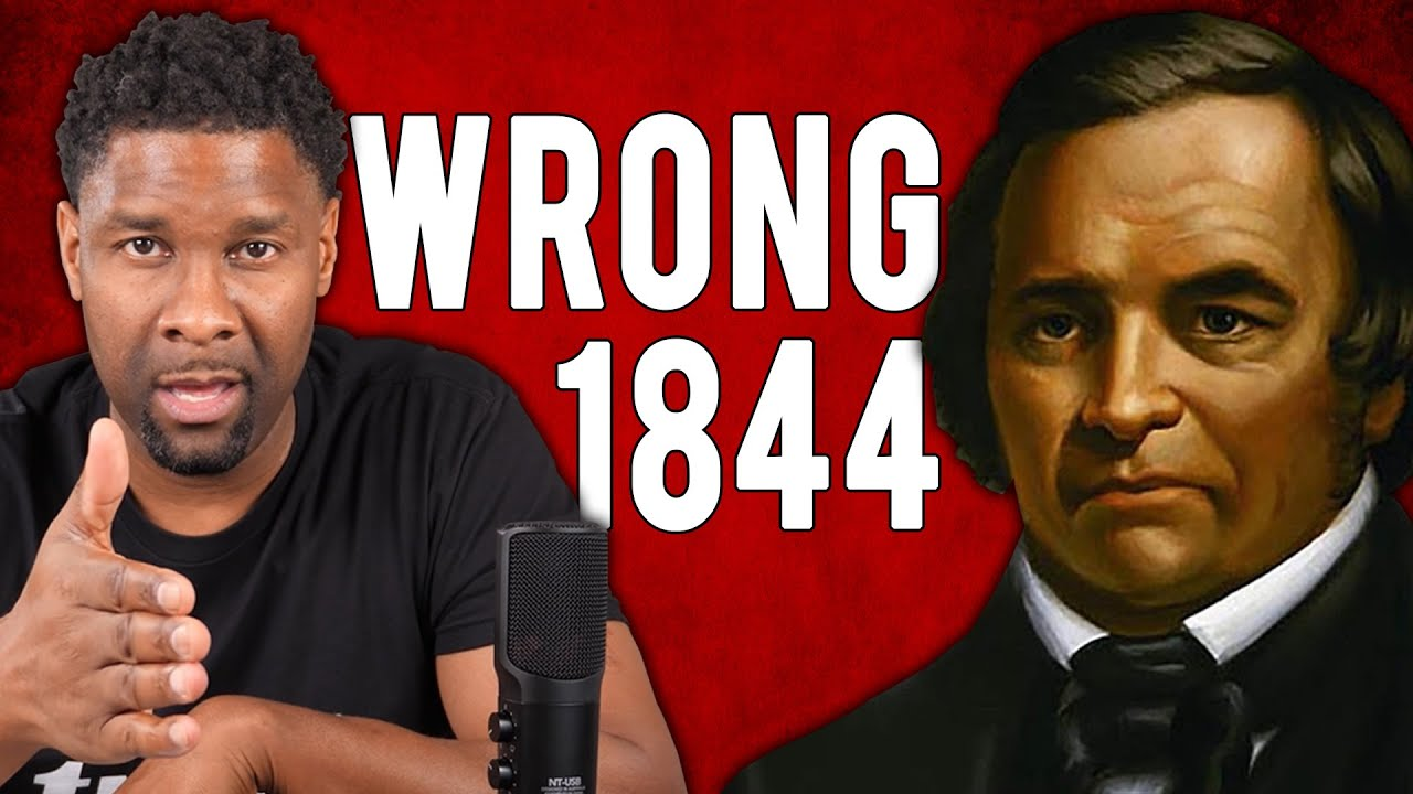 Allen Parr Is WRONG, WRONG, WRONG About William Miller and 1844 Prophecy