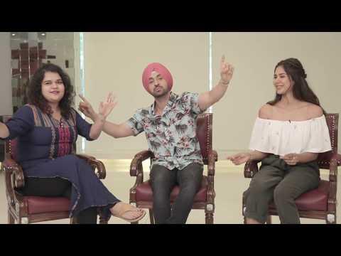 Diljit Dosanjh & Sonam Bajwa | Super Singh | MissMalini Interview