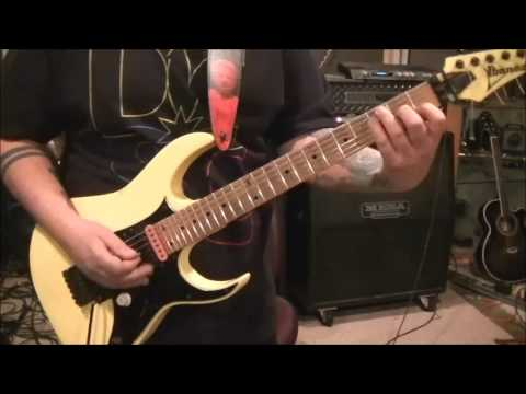 How to play Angel Eyes by Jeff Healey on guitar by Mike Gross