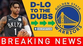Warriors RELOAD with D'Angelo Russell | NBA Free Agency | CBS Sports HQ