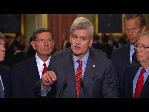 Cassidy: If your state 'has not expanded Medicaid, you're going to do great'