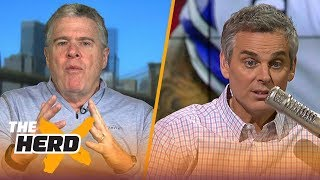 Peter King on Carson Wentz's torn ACL, Jared Goff's performance after Week 14 | THE HERD