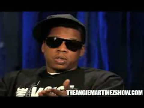 Video  Jay-Z Interview On The Angie Martinez Show