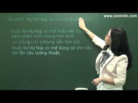 (Vui học hội thoại tiếng Hàn) 5.Bạn là người Hàn Quốc phải không? 한국사람이에요?