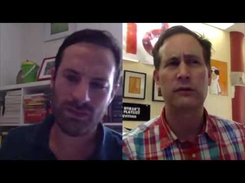 Really Deep Conversations With YA Authors - Ep 4: David Levithan