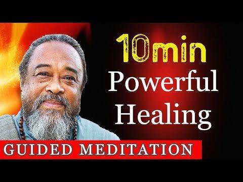 Don`t identify!!! - 10min Healing - Guided Meditation - Mooji