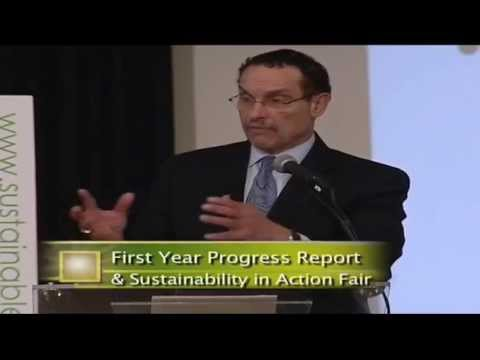 Mayor Gray's Community Update on Sustainable DC's First Year, 4/22/14