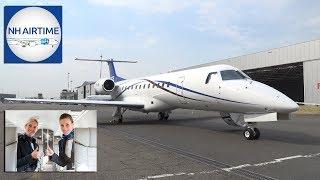NH AIRTIME S03E15 (NL) | De privéjet Embraer 135 van ACE