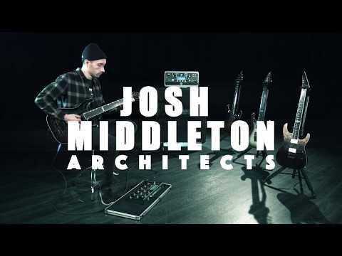 ESP Guitars: Josh Middleton, Architects - Modern Misery   Gear4music performance