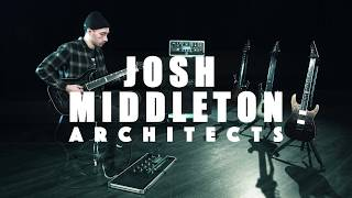 ESP Guitars: Josh Middleton, Architects - Modern Misery | Gear4music performance