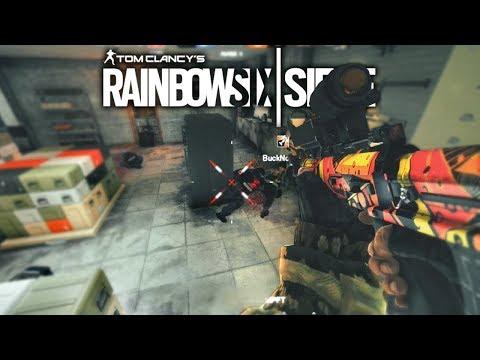LUSTIGE KILLS UND TODE - Rainbow Six Siege [German/HD]