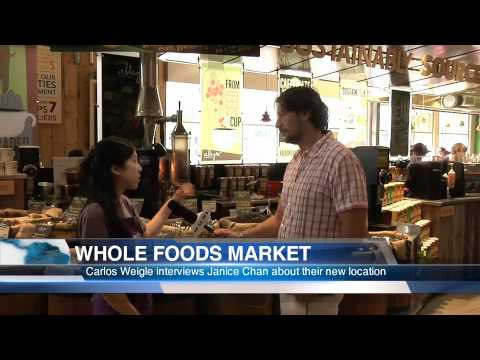 Whole Foods expands in Canada