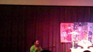 Andrea Kalff talking about Korean Shamanism - clip 1