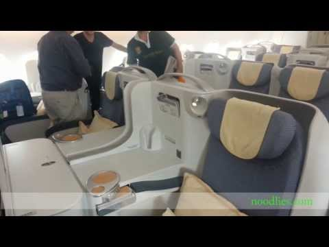 China Southern Airlines A380 Business Class Review