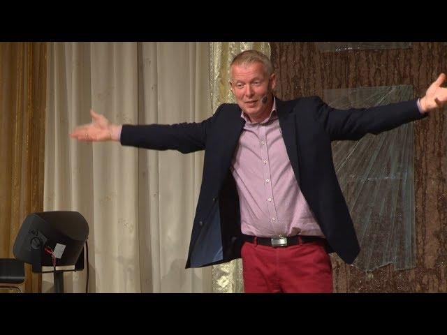 17 Juni 2018 Söndagsmöte med Thorbjörn Holst-Larsen