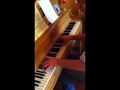 Mark Lams & Hossy Practice  Beethoven's Sonata Pathétique Part 2