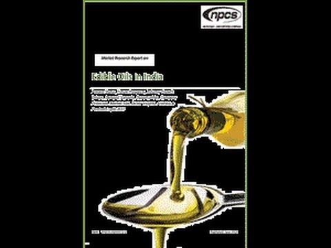 Market Research Report on Edible Oils in India- By NPCS