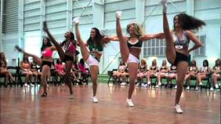 2010 NYJets Flight Crew Finals - The Kickline