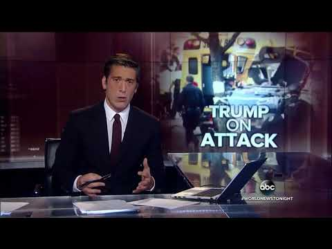 ABC World News Tonight With David Muir 10/31/17