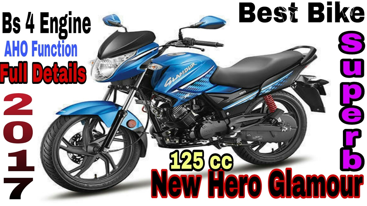 New Hero Glamour Full Specifications Bs 4 Engine Glamour 2017