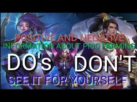 NEGATIVE & POSITIVE PRIO FARMING / HEROES EVOLVED - PSION /NO FARM GAMEPLAY / DO's And DON'T GUIDE
