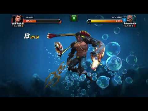 Act 6 Chapter 3 Boss Solos- Namor Vs. 6.3.2 Nick Fury