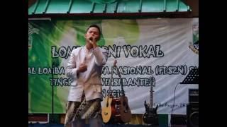 Video Agil Albertini - kau seputih melati,FLS2N Solo Vokal Prov.Banten 2016 download MP3, 3GP, MP4, WEBM, AVI, FLV Juli 2018