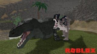 Nouveau jeu de dinosaures sur Roblox! Roblox Terre Ancienne