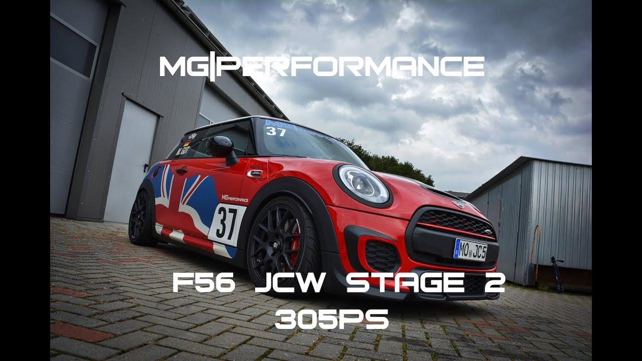 MG|Performance - F56 JCW | Stage 2 / 305 PS / FAQ ...