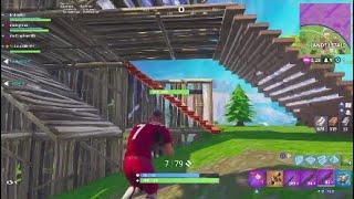 Fortnite Battle Royale Qualche clip