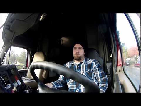 Trucking #11  To Lynnwood Washington and back to Vancouver
