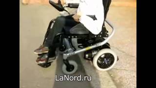 Инвалидная коляска с электроприводом Otto Bock А-200(Купить инвалидная коляска с электроприводом Otto Bock А-200 можно в магазине LaNord.ru.Доставка по Москве и всей России., 2015-09-25T10:43:47.000Z)