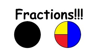 Lesson One: Intro to Fractions on an elementary level