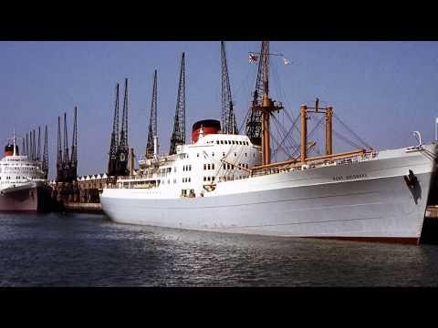 I Sail over Seven Seas  Gina T