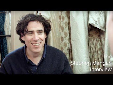 Stephen Mangan, full